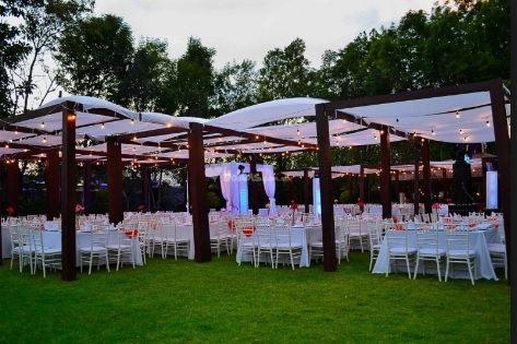 Hacienda celebración bodas Sevilla