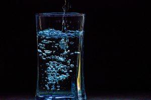 agua ionizada