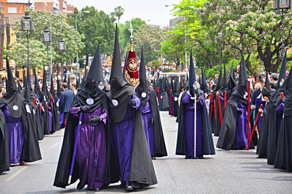 Tintorerias en Sevilla