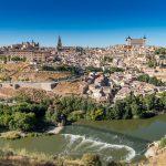 Paisaje de Toledo
